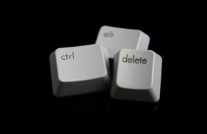 Control Alt Delete