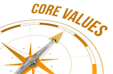 Setting Goals for Your Business: The Value of Values